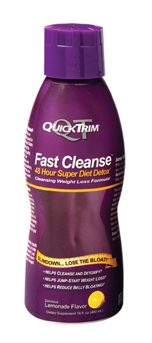Qtdiet Fast Cleanse